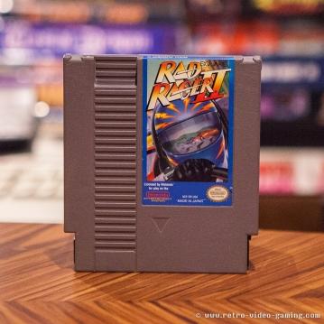 NES Rad Racer II