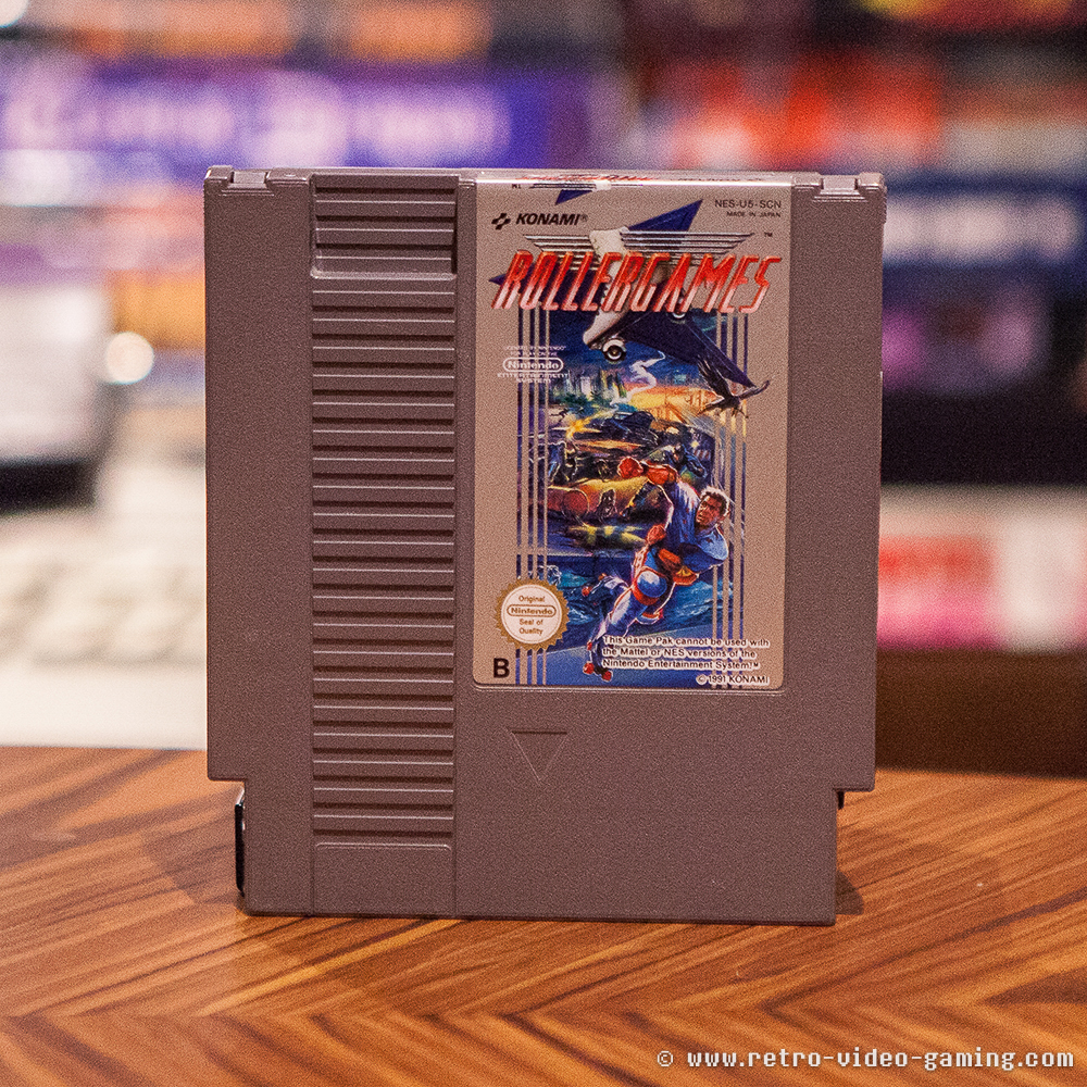 NES Rollergames