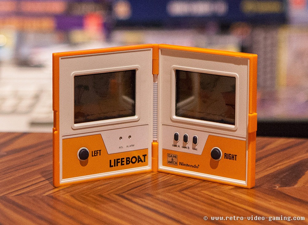 Nintendo Game & Watch LifeBoat