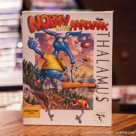 Nobby the Aardvark - Amiga