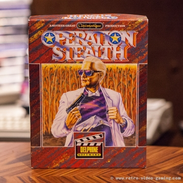 Operation Stealth - Amiga