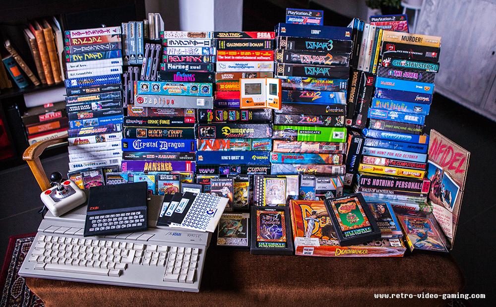 Retro Gathering VCE 2016 loot