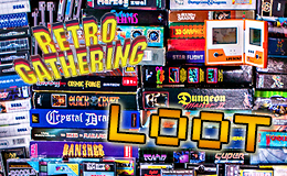 Retro Gathering VCE – The Loot!