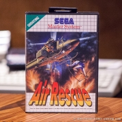 Sega Master System Air Rescue