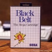 Sega Master System Black Belt