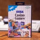 Sega Master System Casino Games