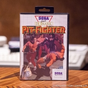 Sega Master System Pit-Fighter