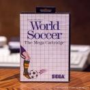 Sega Master System World Soccer