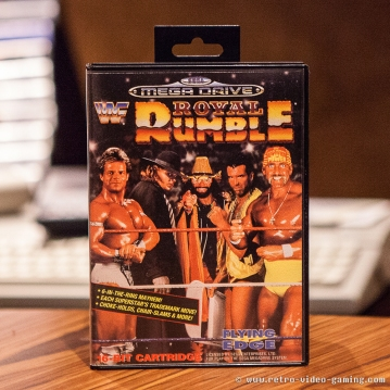 Sega Mega Drive Royal Rumble