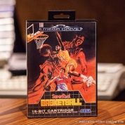 Sega Mega Drive Super Real Basketball