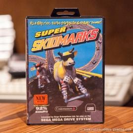 Sega Mega Drive Super Skidmarks