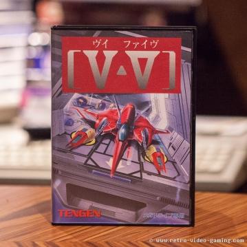 Sega Mega Drive V-V