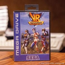 Sega Mega Drive VR Troopers