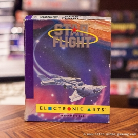 Star Flight - Amiga
