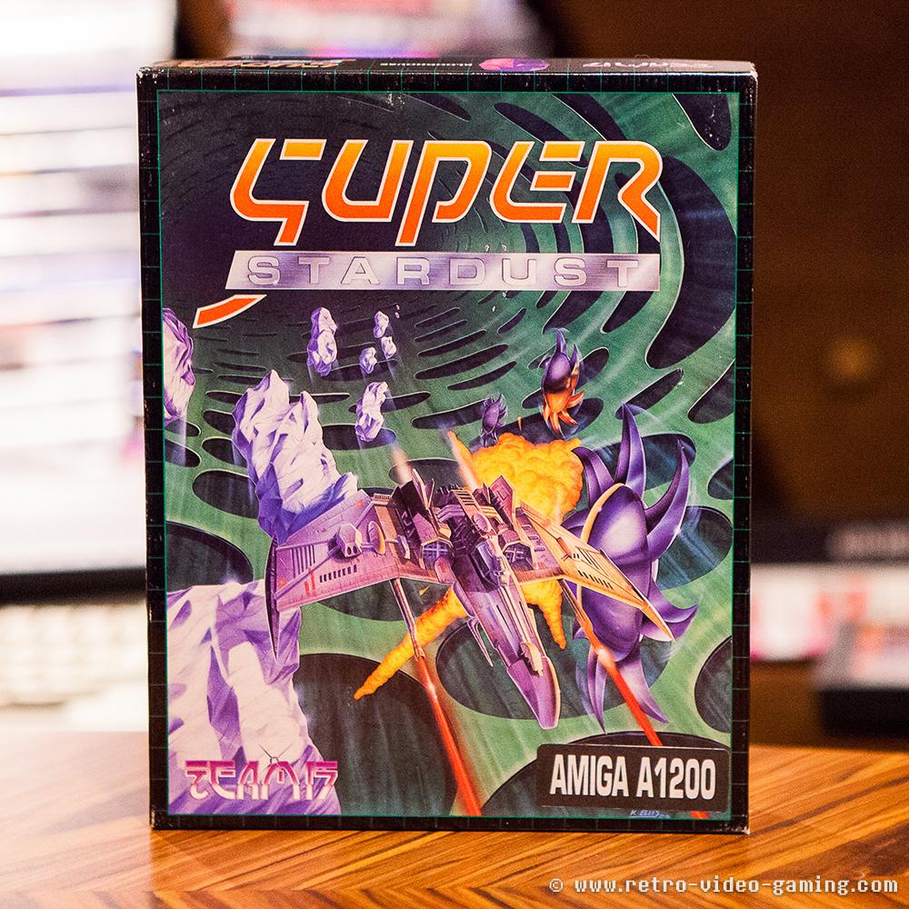 Super Stardust - Amiga