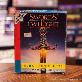 Swords of Twilight - Amiga