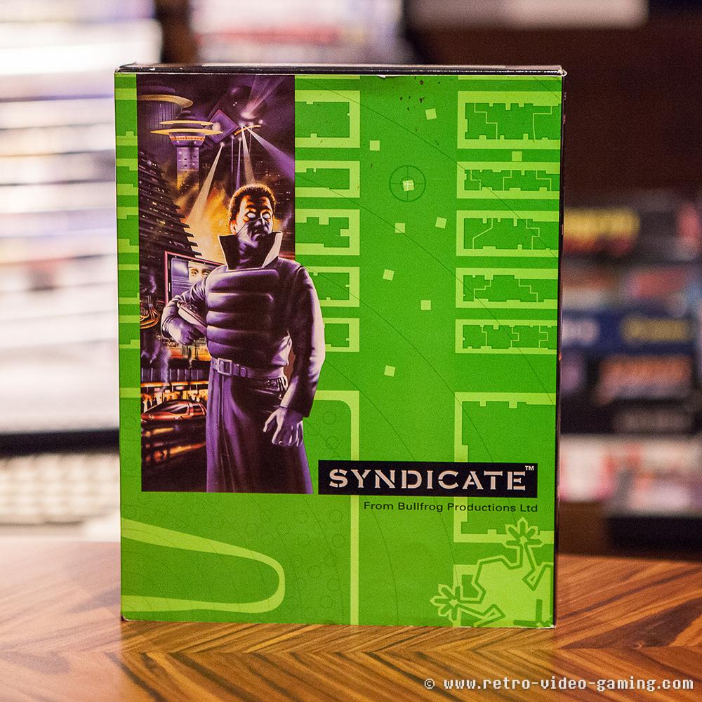 Syndicate - Amiga