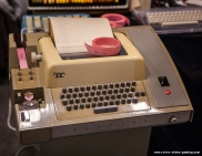 Teletype at Retro Gathering