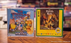 The New Zealand Story, The Bard's Tale - Amiga
