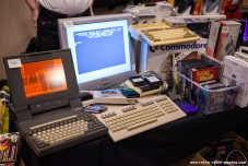 Vintage computers at Retro Gathering