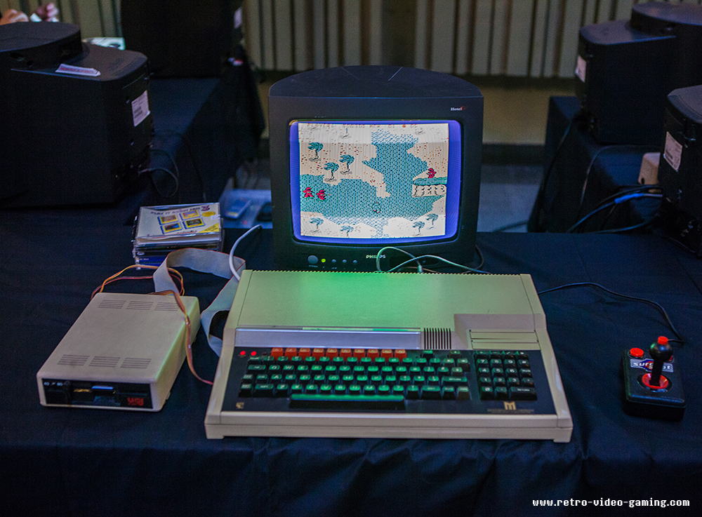 Vintage computers to play at Retro Gathering