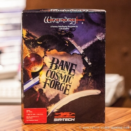 Wizardry Bane of the Cosmic Forge - Amiga