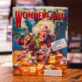 Wonderland Dream the Dream - Amiga