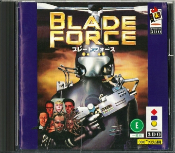 Blade Force - Panasonic 3DO