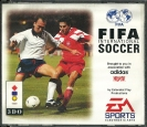 Fifa international soccer - Panasonic 3DO