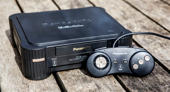 Panasonic 3DO console