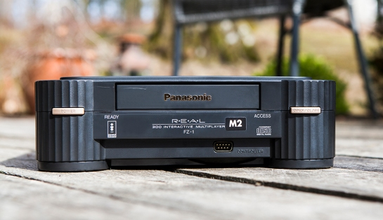 Panasonic 3DO front