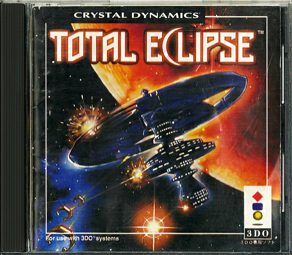 Total Eclipse - Panasonic 3DO