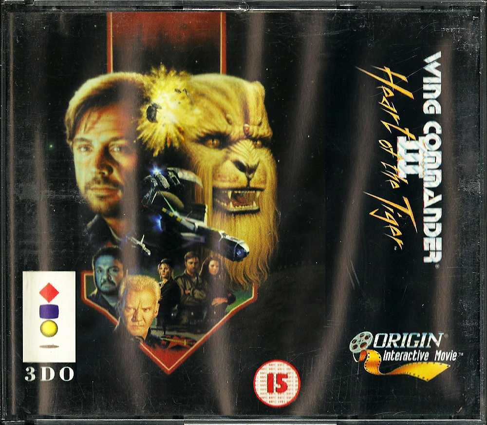 Wing Commander III Heart of the lion - Panasonic 3DO