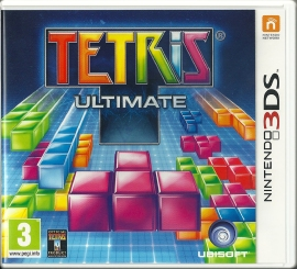 3DS - Tetris Ultimate