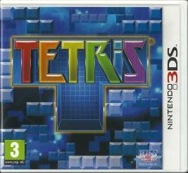 3DS - Tetris