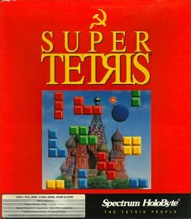 Amiga - Super Tetris