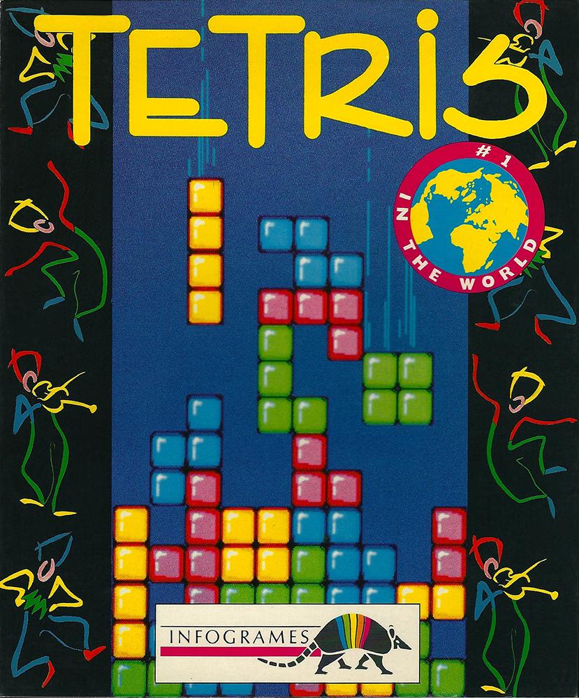 Amiga - Tetris