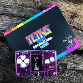 Arduboy Tetris Microcard