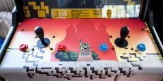 Atari Tetris Arcade board