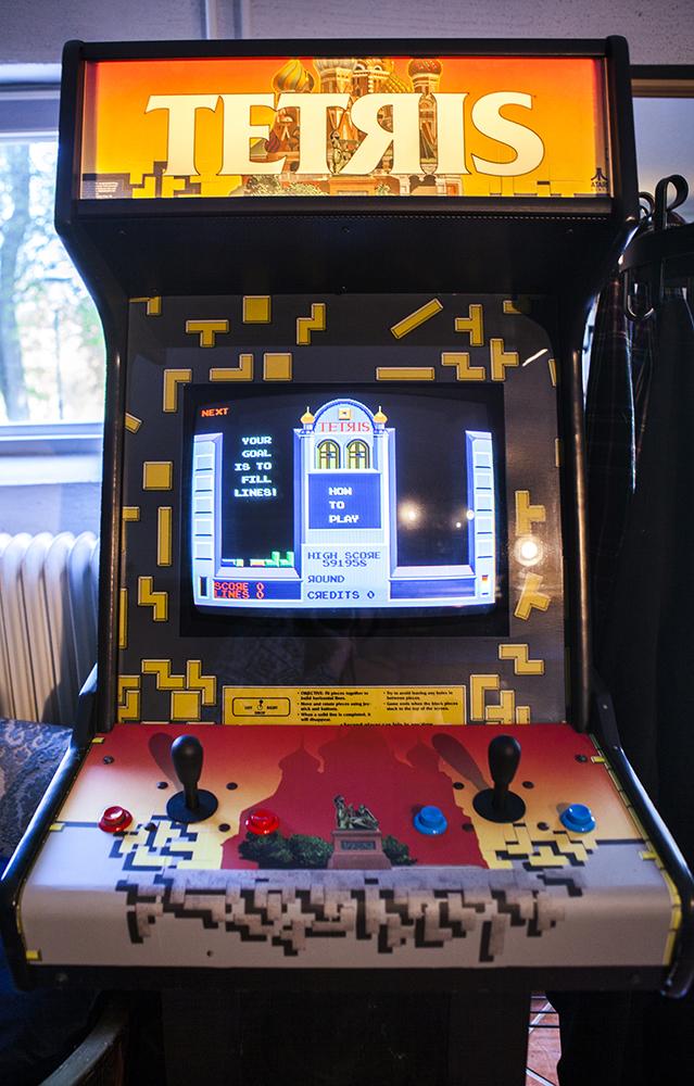 Atari Tetris Arcade | Retro Video Gaming