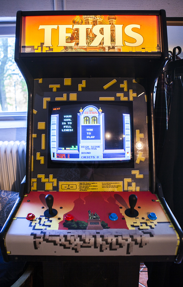 Atari Tetris Arcade