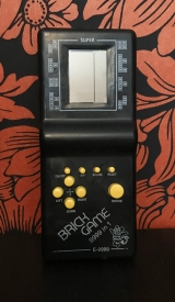 Brick Game 9999 in 1 black