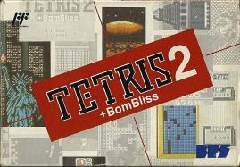 Famicom- Tetris 2 + Bombliss