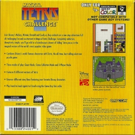 GBC - Magical Tetris Challenge back