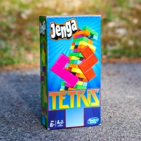 Jenga Tetris Board game