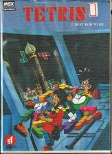 MSX Zemmix - Tetris