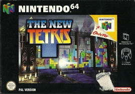 N64 - The New Tetris