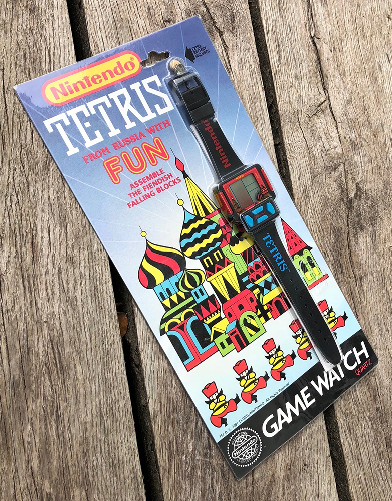 Nintendo Tetris Game Watch