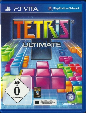 PSV - Tetris Ultimate