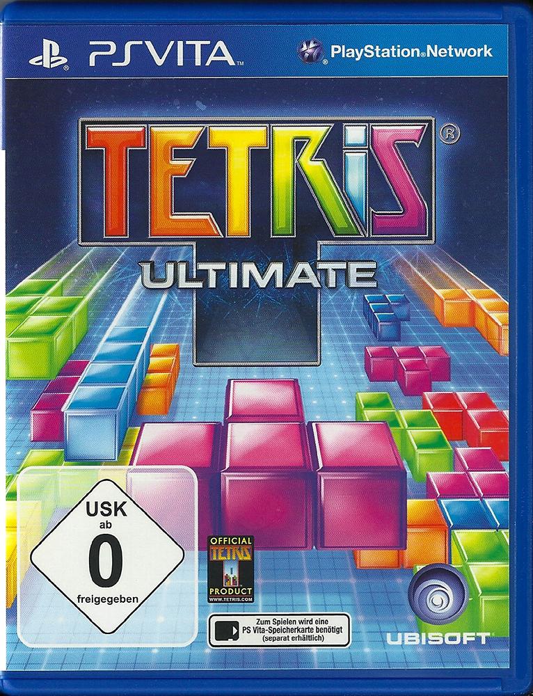PSV - Tetris Ultimate